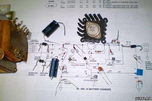 Выбор трансформатора